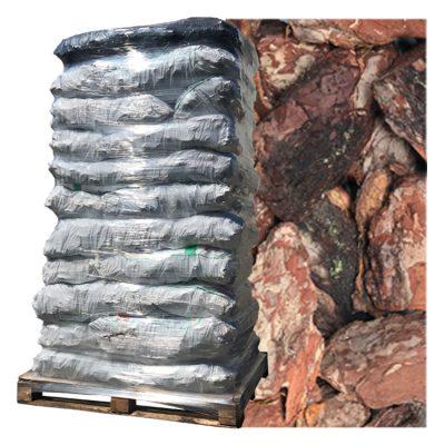D'écorces Pinus Sylvestris Décor palette (60-120mm)