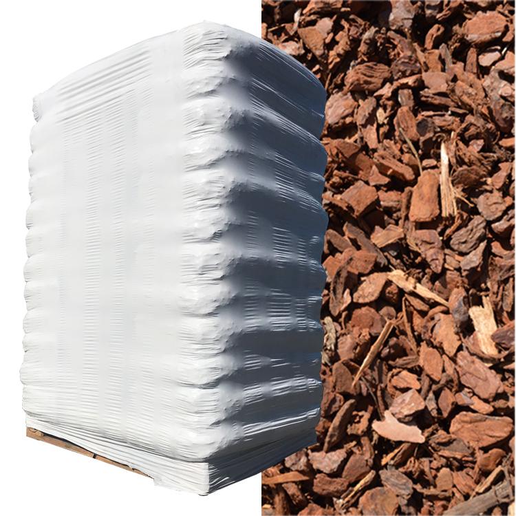 D'écorces Pinus Maritima (10-20mm) Palette 2,15 Kuub