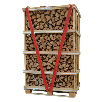Bois de chauffage Chêne ultra sec caisse (2m3)
