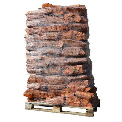 Bois de chauffage en sac Charme ultra sec palette (660Kg)