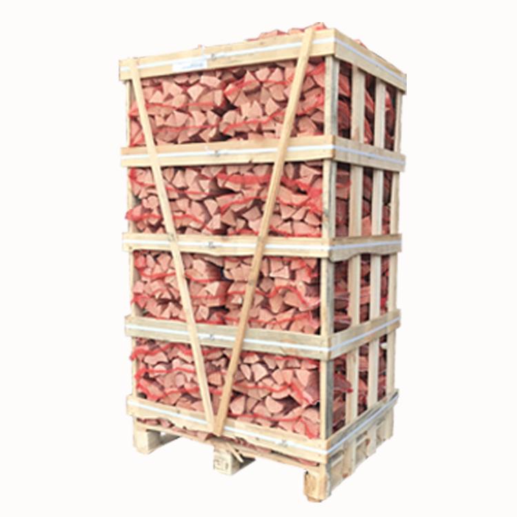 Bois de chauffage mix ultra sec caisse en sac (violet) | WOODcom