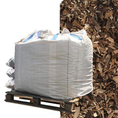 Big bag houtsnippers (1,2m3) WOODcom