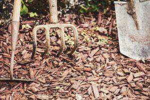 Hoeveel boomschors heeft u nodig?