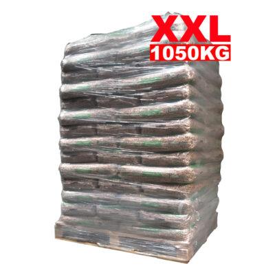 Pellets Premium 100% Den – EN+A1 pallet (1050KG)