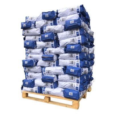 Houtskool White Quebracho pallet (480kg)