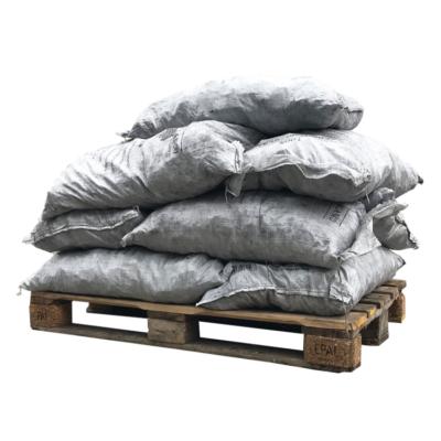 Houtskool White Quebracho mini pallet (120kg)