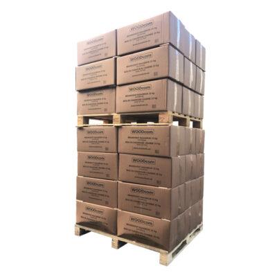 Brandhout HaagBeuk ovendroog pallet dozen (1050Kg)