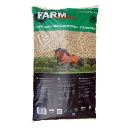 FARMcomfort zak stropellets 20Kg WOODcom