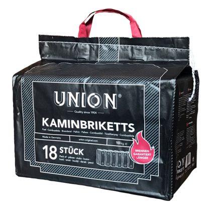 HOTdevil - Pak Bruinkoolbriketten (10Kg) - WOODcom