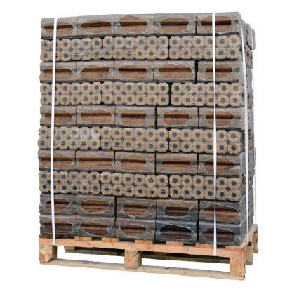 HOTdevil Pallet pinikaybriketten (960Kg) WOODcom