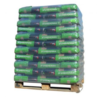 Pellets Din+ Top Mix pallet (990Kg) - WOODcom