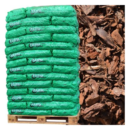 Franse boomschors Pinus Maritima 25-45 pallet