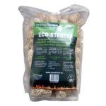 ECO-STARTER aanmaakkrullen zak (1Kg) (4zakjes)