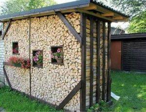 Tips om efficiënter te stoken: Waarom in een houtopslag? WOODcom