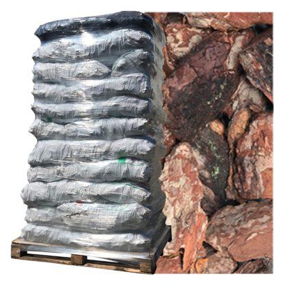 Pallet boomschors Sylvestris Décor (60-120mm) (39 zakken) (PRO)