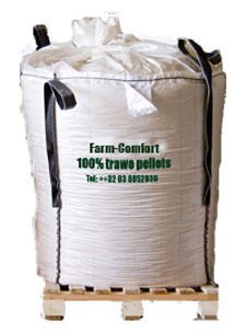 Big Bag Stropellets - WOODcom - FARMcomfort