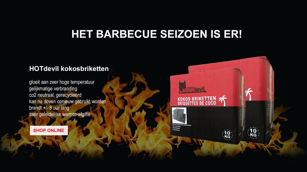 HOTdevil - BBQ seizoen