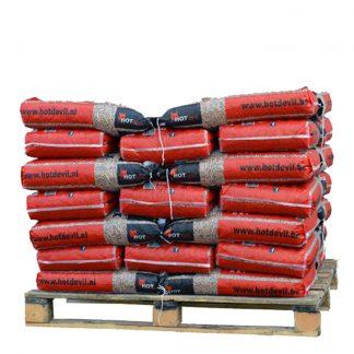 Pellets Din+ SuperMix halve pallet (480Kg)