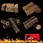 WOODcom houtbriketten HOTdevil