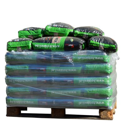 Pellets Din+ Top Mix halve pallet (495Kg)