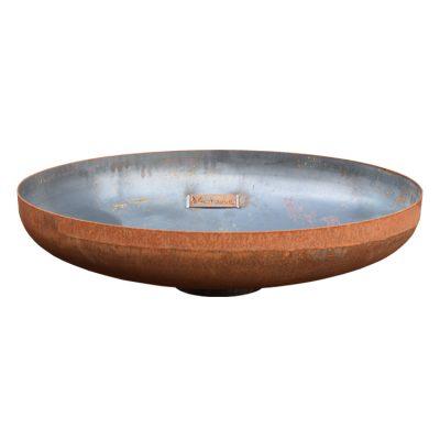 Vuurschaal gehard staal (100 cm diameter)