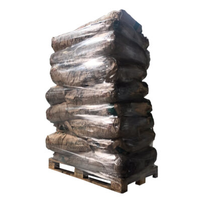 Houtskool Appel pallet (288kg) | Black Pitt