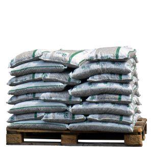 Siergrind Gres Geel (dolomiet) (8-16mm) pallet (1000kg) WOODcom