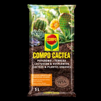Compo Sana® potgrond cactussen & vetplanten (zak 5L)