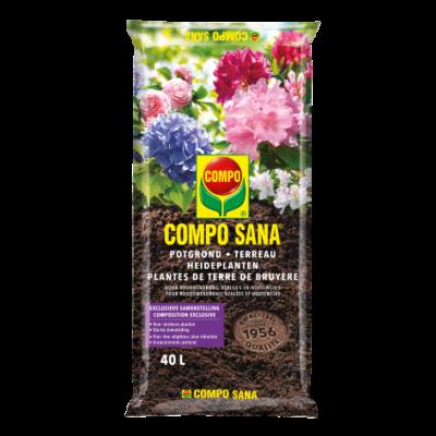 Compo Sana® potgrond heideplanten (zak 40L)