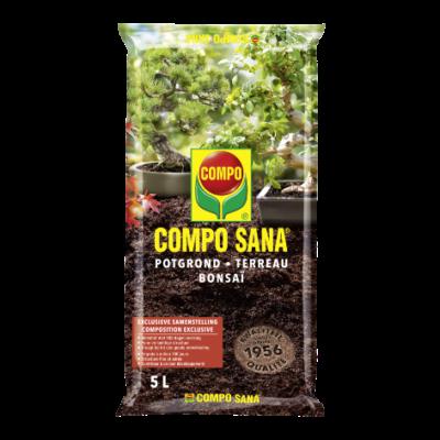 Compo Sana® potgrond bonsai (zak 5L)
