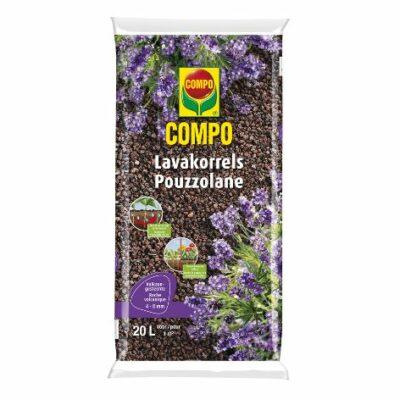Compo lavakorrels (zak 20L)