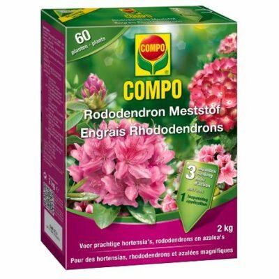 Compo meststof rododendron (doos 2Kg)