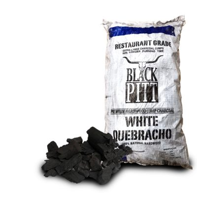 Houtskool White Quebracho zak (15kg)