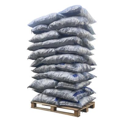 Houtskool White Quebracho pallet (495kg)