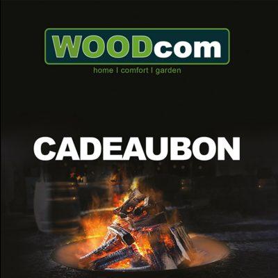 Cadeaubon WOODcom 50€
