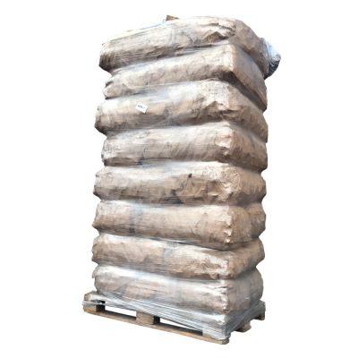 Houtskool Marabu de Cuba pallet (450Kg)