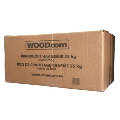 WOODcom Beuk Doos 25Kg