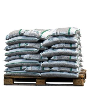 Siergrind Nero Basalt (8-11mm) pallet (1000kg) WOODcom